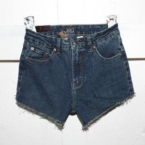 Jag womens cut off shorts size 2 -2083- high waist